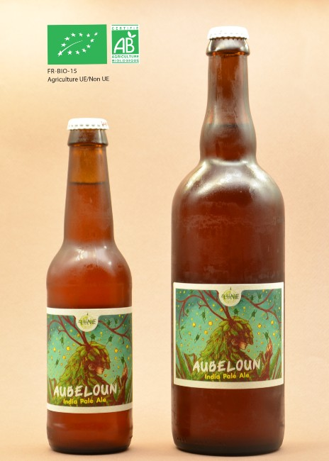 Aubeloun India Pale Ale - Bio
