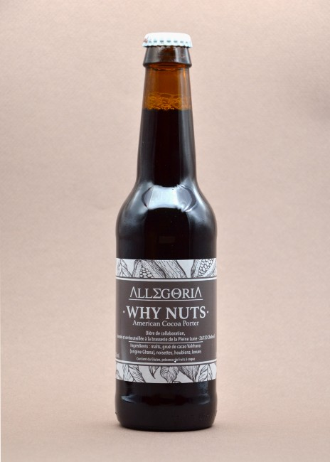 Why Nut's American Cocoa Porter