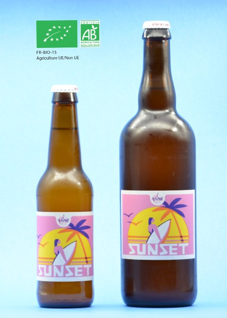 Sunset Latino Lager