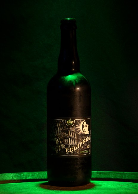 ECLIPSES Stout Islay Whisky Stout vieillie en barriques de Islay Whisky